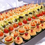5 Inexpensive Reception Food Ideas
