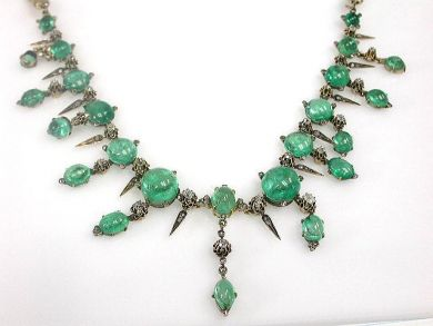 Cynthia Findlay Introduces the Emerald Bracelet