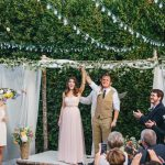 4 Tips for the perfect wedding at home